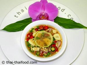 Thailändische Chili Sauce