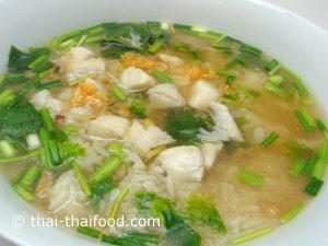 Thailändischer Fisch Eintopf