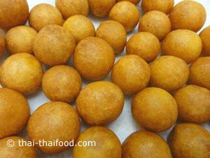 Fertige Khanom Khai Nok Krata