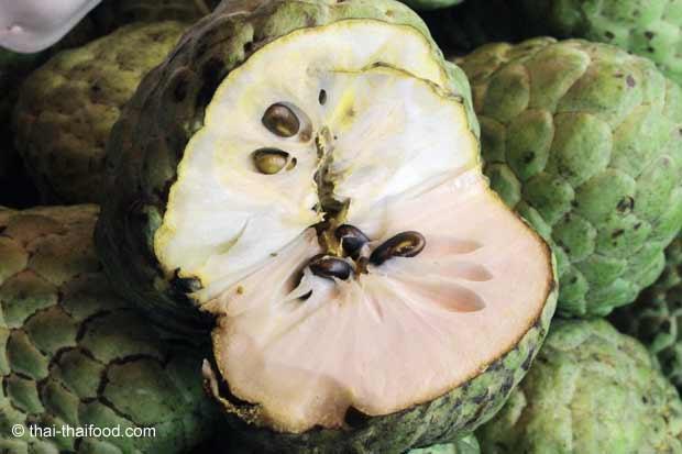 Cherimoya Frucht