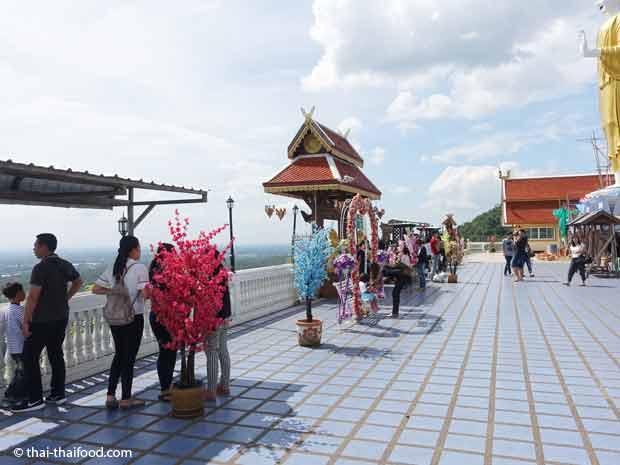 Aussichtspunkt über Chiang Mai und die Berge
