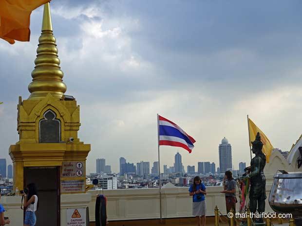 Aussichtsplattform Bangkok