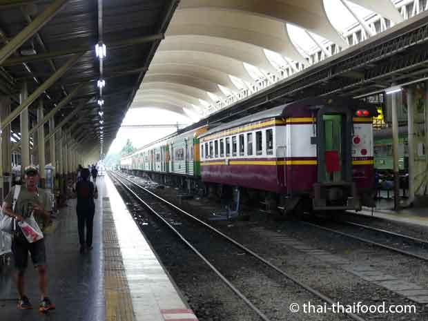 Bahnsteig Hua Lamphong