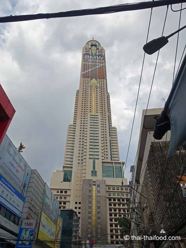 Baiyoke Tower 2 Bangkok