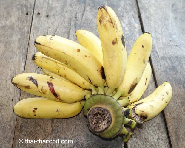 Thailändische Bananen