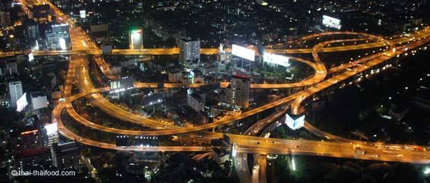 Stadtautobahn Bangkok