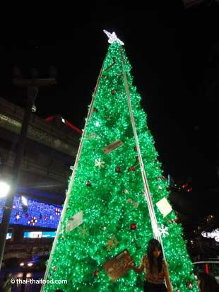 Weihnachten in Thailand feiern