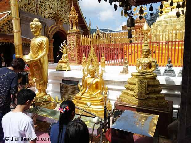 Buddistische Gebete