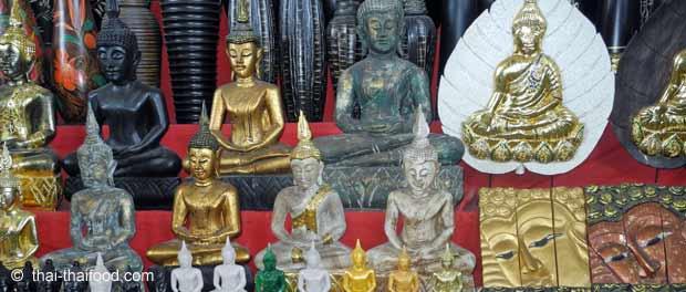 Thai Buddha Figuren zu kaufen