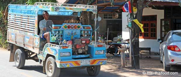 Bunter Thai Etan Truck