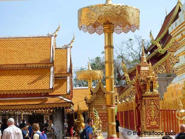 Die wichtigsten Tempel Thailand