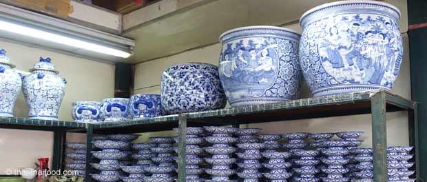 Porzellan Verkauf