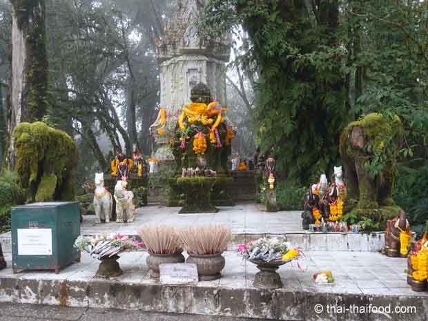 King Inthanon Memorial Shrine