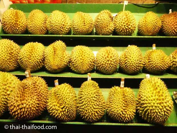 Durian Frucht