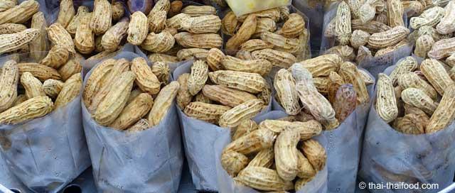 Erdnuss Snack Thailand