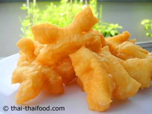 frische Thai Donuts