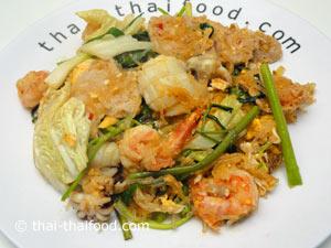 Thai Suki Yaki aus dem Wok