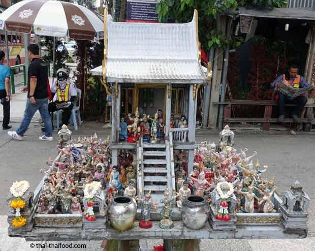 Geisterhäuschen in Bangkok