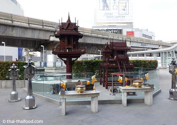 Geisterhäuschen Bangkok Siam