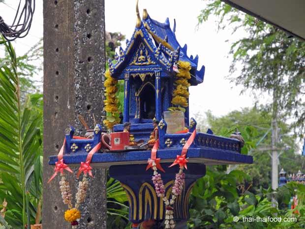 thailändisches Geisterhäuschen