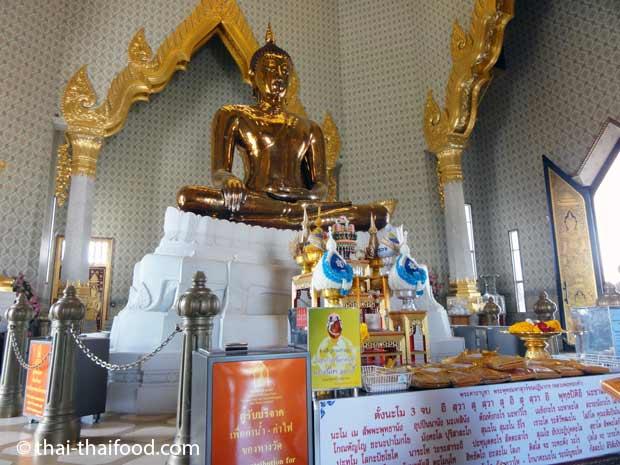 Tempel des goldenen Buddha