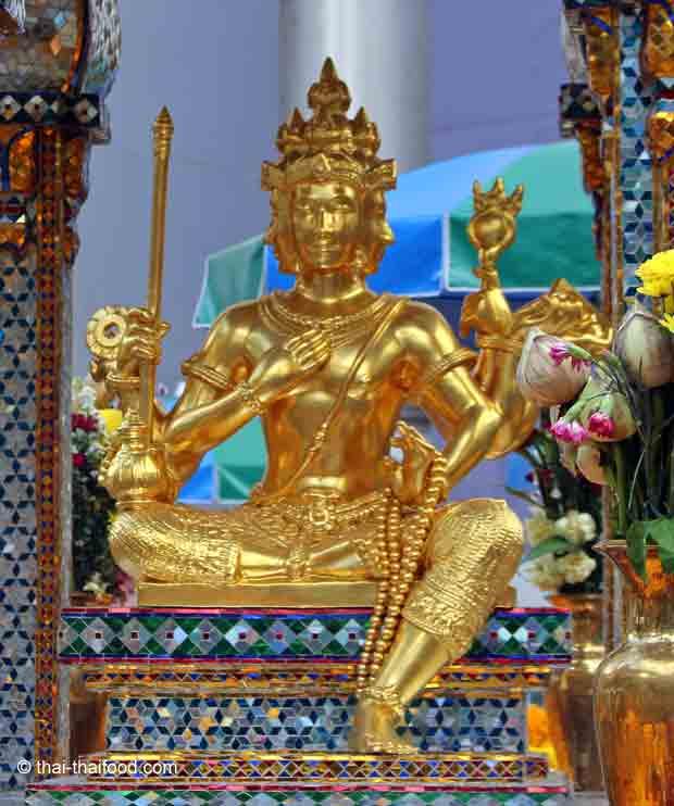 Gottheit Brahma
