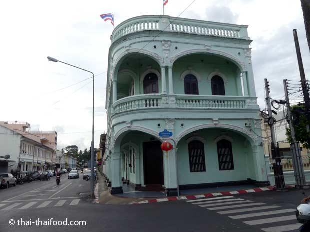 Haus in der Stadt Phuket Old Town