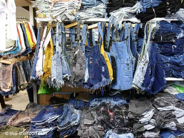 Hotpans Jeans Bangkok