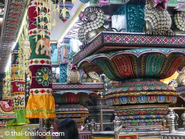 Hindu Tempel Bangkok