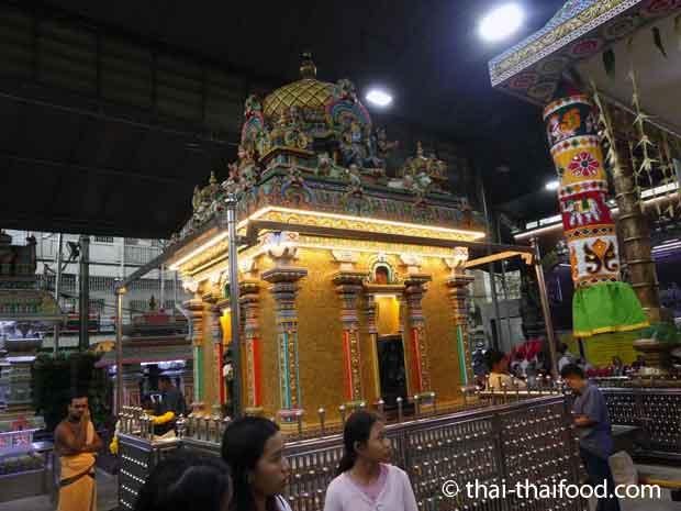 Sri Maha Mariamman Tempel |  วัดพระศรีมหาอุมาเทวี