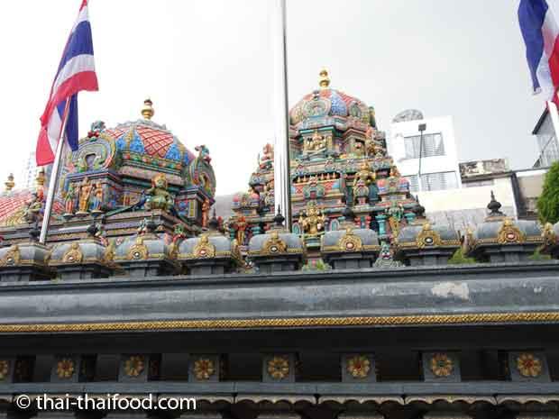 Indischer Hindu Tempel
