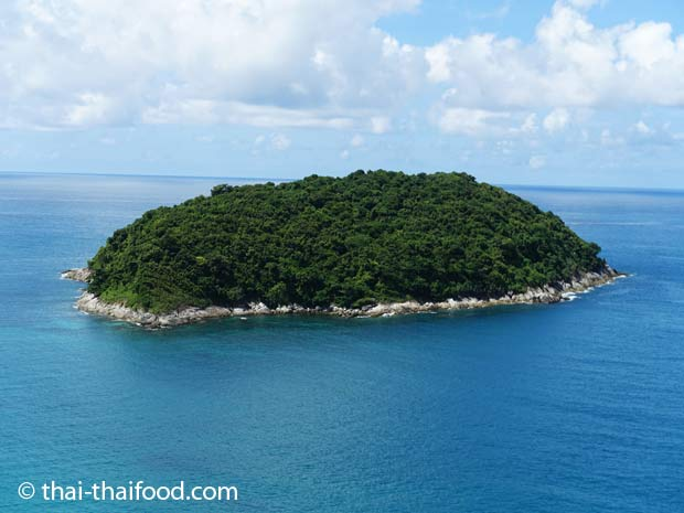 Insel Koh Keyao Noi nahe der Insel Koh Phuket