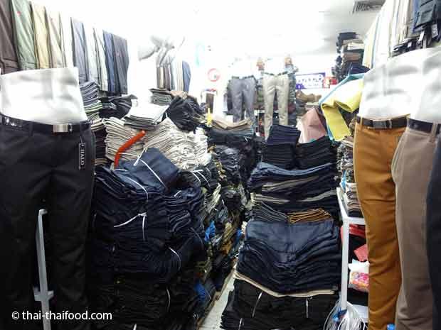 spottbillig Jeans in Bangkok kaufen