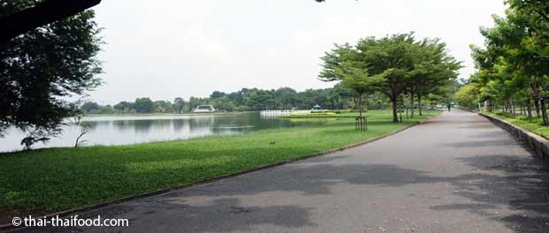 Rama IX Park Bangkok