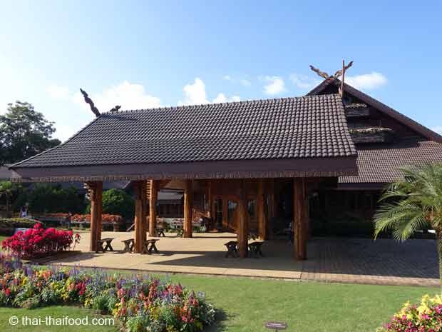 Doi Tung Villa der Königsmutter