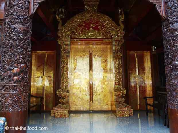 Buddistische Kapelle