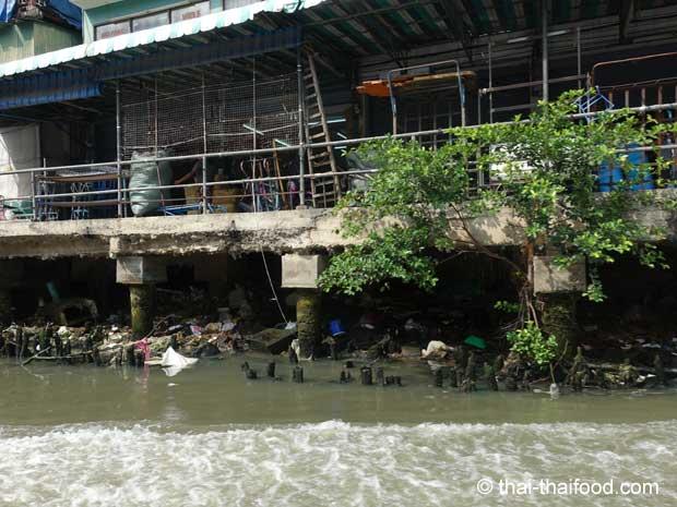 Ufer des Maha Nag Khlong