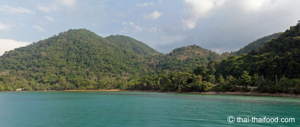 Koh Chang - Dschungel und Meer