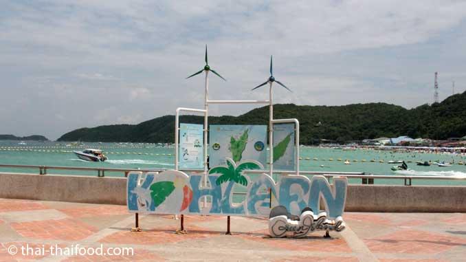 Insel Koh Larn