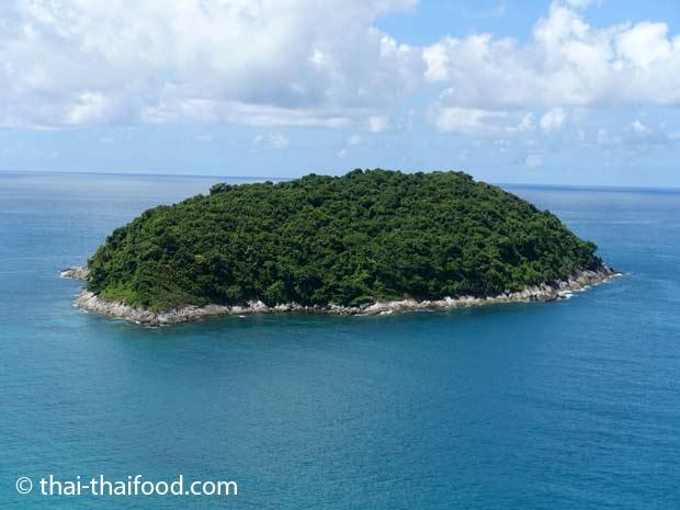 Insel Koh Keyao Noi nahe der Insel Phuket