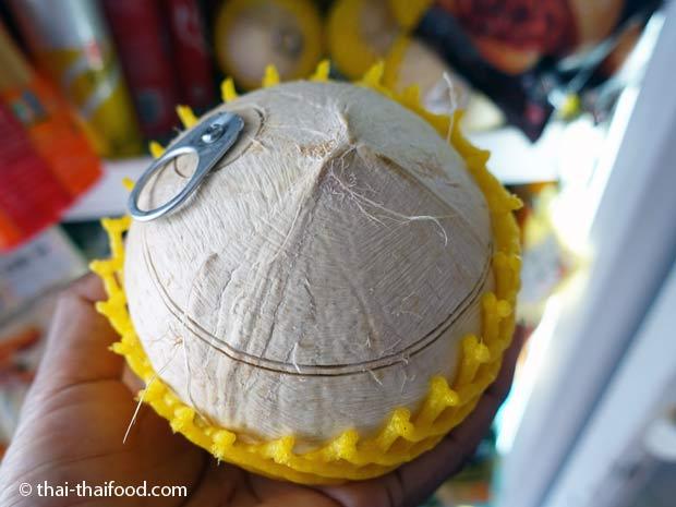 Kokosnuss einfach öffnen wie eine Dose