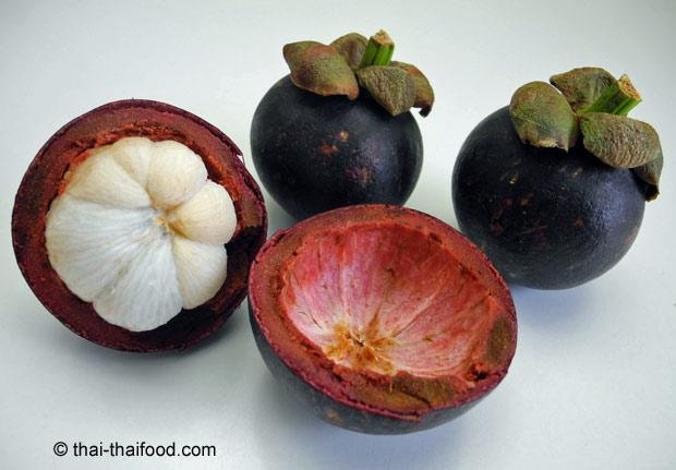 mangostane mangkut meine lieblingsfrucht aus thailand. Black Bedroom Furniture Sets. Home Design Ideas