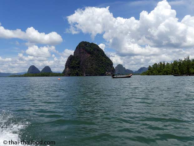 Meeres Nationalpark Ao Phang Nga