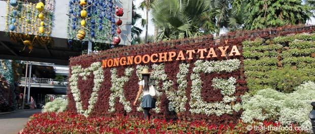 Nong Nooch Tripical Botanical Garden
