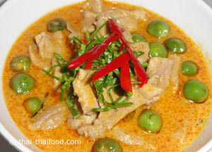 Panang Curry Rezept