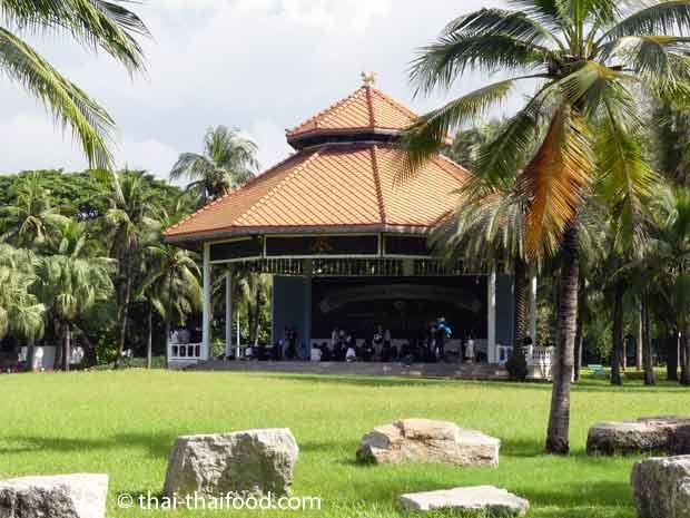 Palmengarten mit Pavillion