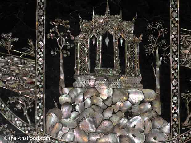 Wat Pho Sehenswürdigkeiten liegender Buddha