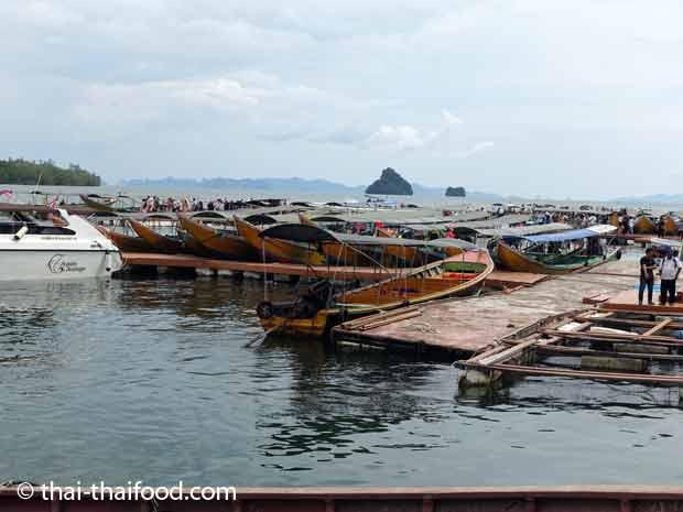 Gebuchte Phang Nga Touren landen wahrscheinlich hier
