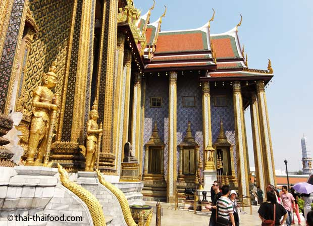 Königliches Pantheon des Wat Phra Kaeo