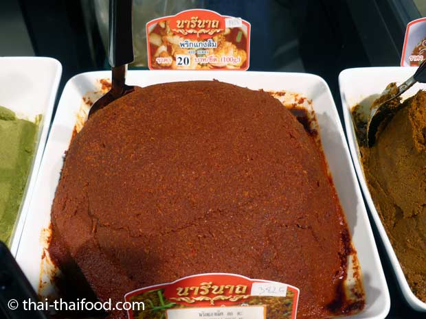Rote Currypaste kaufen